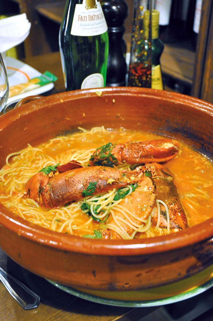 Spaghetti-de-Bogavante-Menús-La-Bottega-di-Michele