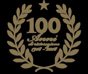 logo-centenario-La-Bottega-di-Michele-Mallorca