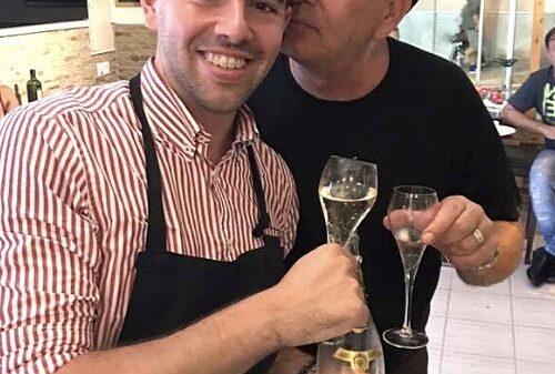 Michele y Manuel Caporale