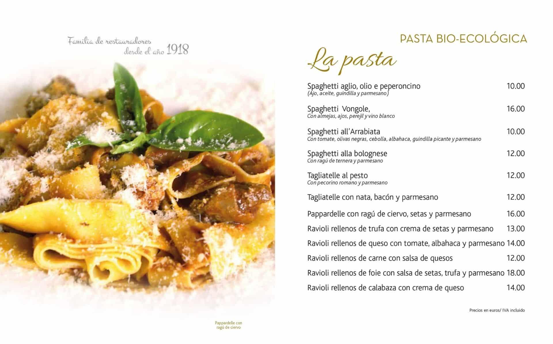 Carta ES 2021-La-Pasta-La-Bottega-di-Michele